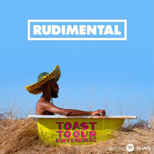 CD Shop - RUDIMENTAL TOAST TO OUR DIFFERENCES