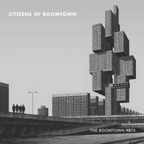 CD Shop - BOOMTOWN RATS, THE CITIZENS OF BOOMTOWN