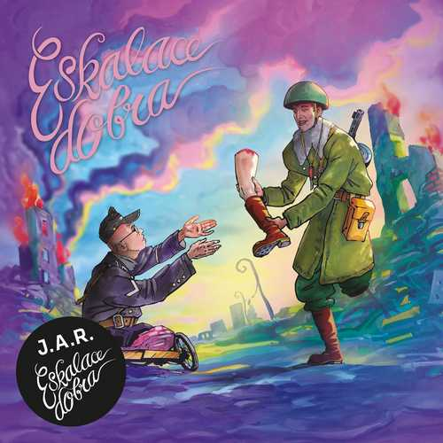 CD Shop - J.A.R. ESKALACE DOBRA