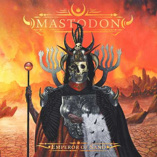 CD Shop - MASTODON EMPEROR OF SAND
