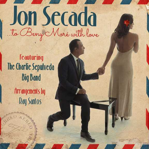 CD Shop - SECADA, JON TO BENY MORE WITH LOVE