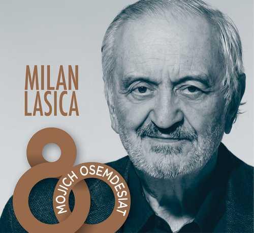 CD Shop - LASICA MILAN MOJICH OSEMDESIAT