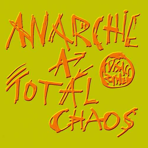 CD Shop - VISACI ZAMEK ANARCHIE A TOTAL CHAOS