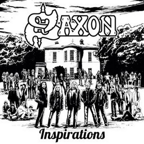 CD Shop - SAXON INSPIRATIONS