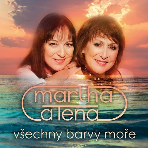 CD Shop - MARTHA A TENA VSECHNY BARVY MORE