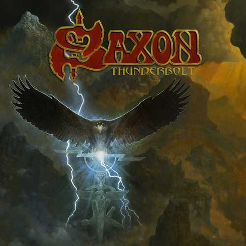 CD Shop - SAXON THUNDERBOLT (DIGIPACK)