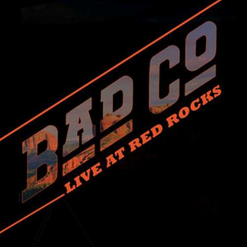 CD Shop - BAD COMPANY LIVE AT RED ROCKS