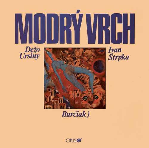 CD Shop - URSINY DEZO MODRY VRCH