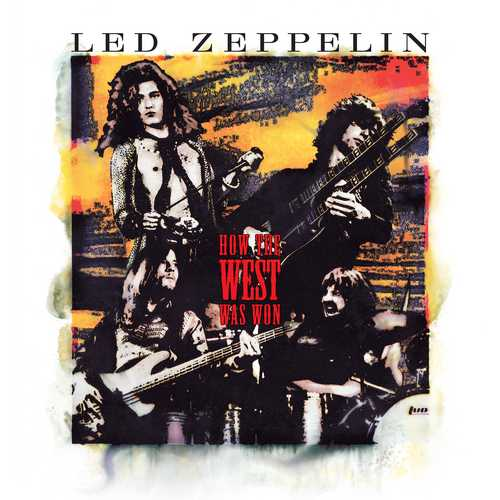CD Shop - LED ZEPPELIN HOW THE WEST WAS WON (REMASTERED)