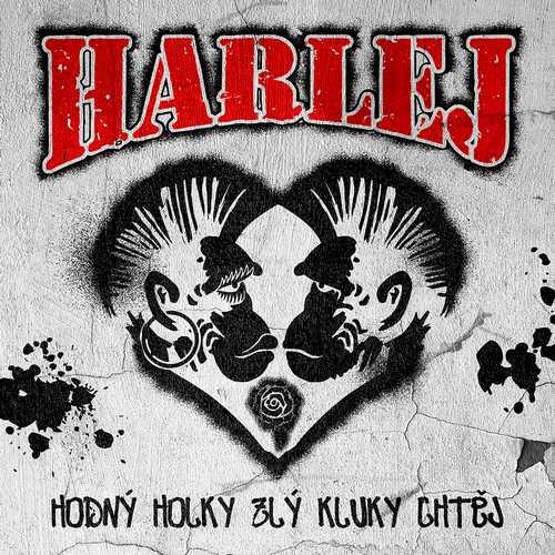 CD Shop - HARLEJ HODNY HOLKY ZLY KLUKY CHTEJ