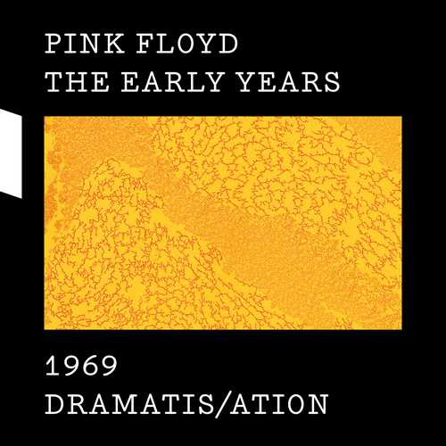CD Shop - PINK FLOYD 1969 DRAMATIS/ATION (2CD+DVD+BLU-RAY)