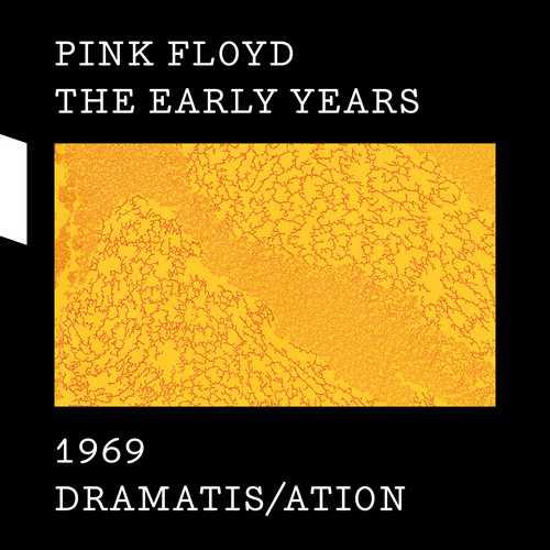 CD Shop - PINK FLOYD 1969 DRAMATIS/ATION (2CD+DVD+BLU-RAY)