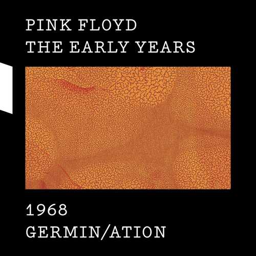 CD Shop - PINK FLOYD 1968 GERMIN/ATION (CD+DVD+BLU-RAY)