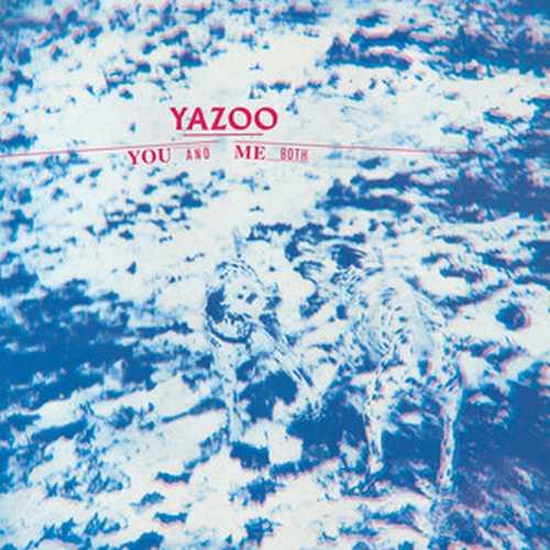 CD Shop - YAZOO YOU AND ME BOTH
