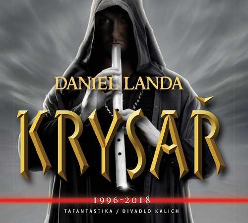 CD Shop - LANDA, DANIEL KRYSAR 1996-2018