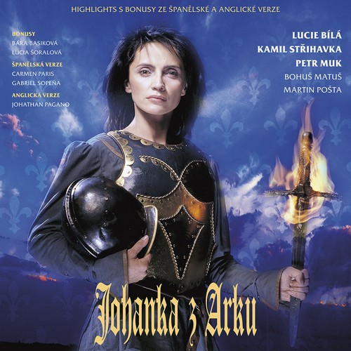 CD Shop - MUZIKAL JOHANKA Z ARKU (HIGHLIGHTS S BONUSY)