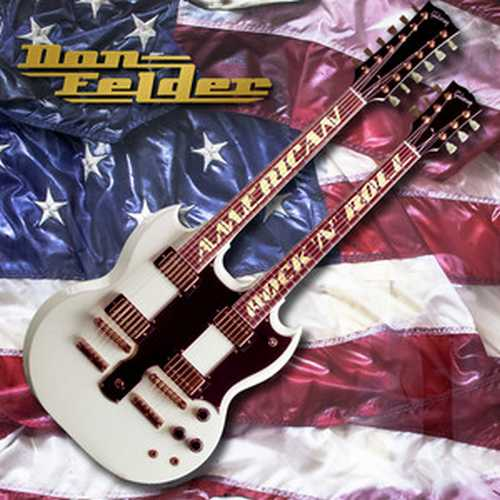 CD Shop - FELDER, DON AMERICAN ROCK