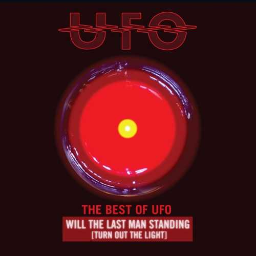 CD Shop - UFO THE BEST OF UFO: WILL THE LAST MAN STANDING [TURN OUT THE LIGHTS]