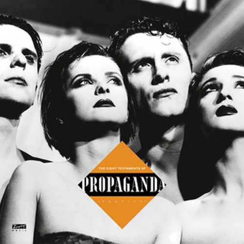 CD Shop - PROPAGANDA RSD - THE EIGHT TESTAMENTS OF PROPAGANDA