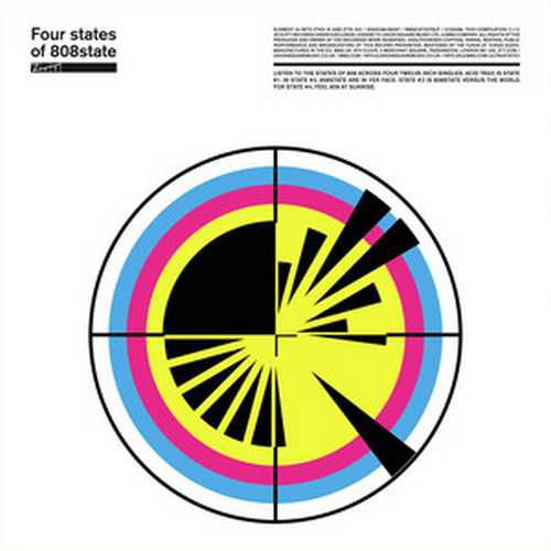CD Shop - 808 STATE RSD - FOUR STATES OF 808