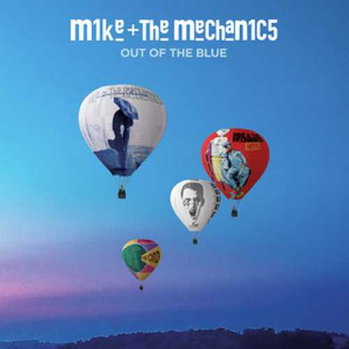 CD Shop - MIKE AND THE MECHANICS OUT OF THE BLUE