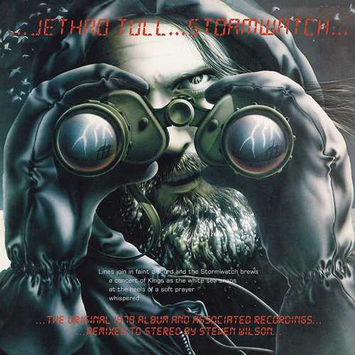 CD Shop - JETHRO TULL STORMWATCH