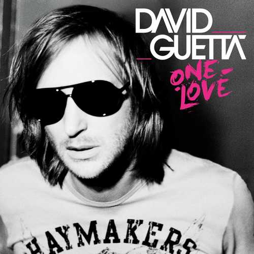 CD Shop - GUETTA, DAVID ONE LOVE (PINK VINYL)