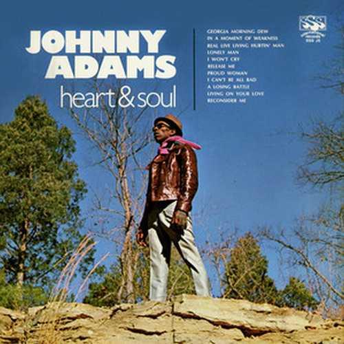 CD Shop - ADAMS, JOHNNY RSD - HEART AND SOUL