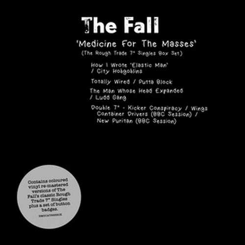 CD Shop - FALL, THE RSD - MEDICINE FOR THE MASSES