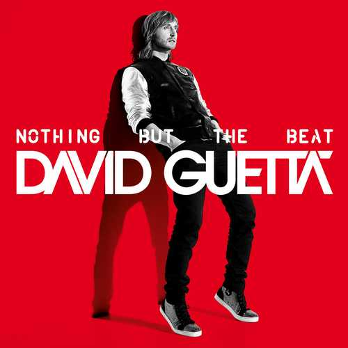 CD Shop - GUETTA, DAVID NOTHING BUT THE BEAT (RED VINYL)