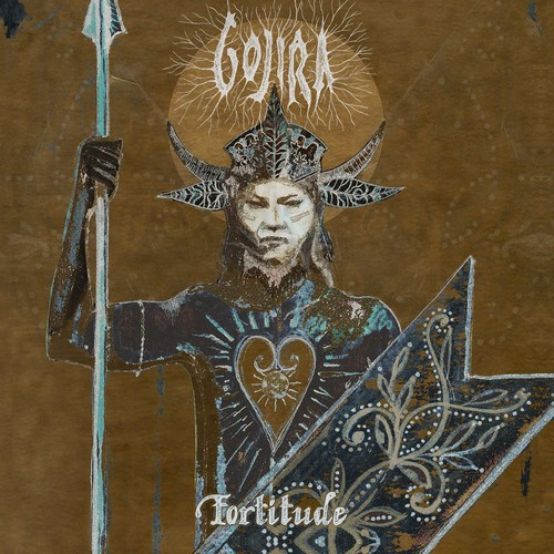 CD Shop - GOJIRA FORTITUDE