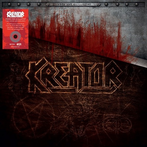 CD Shop - KREATOR UNDER THE GUILLOTINE
