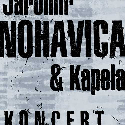 CD Shop - NOHAVICA, JAROMIR KONCERT