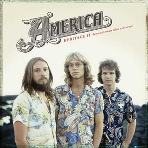 CD Shop - AMERICA RSD - HERITAGE II: DEMOS/ALTERNATE TAKES 1971–1976