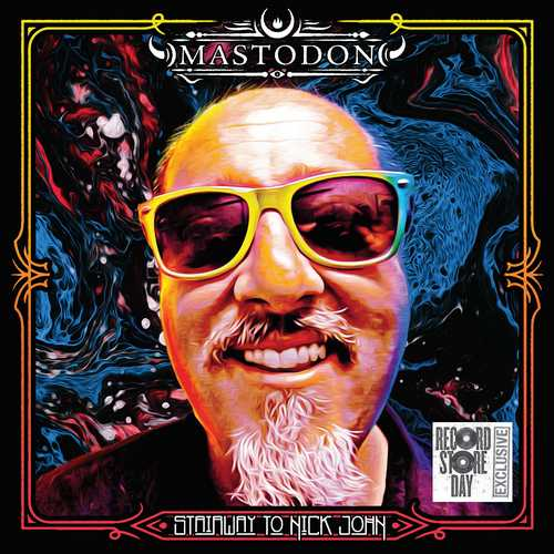 CD Shop - MASTODON RSD - STAIRWAY TO NICK JOHN