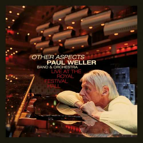 CD Shop - WELLER, PAUL OTHER ASPECTS, LIVE AT THE ROYAL FESTIVAL HALL (2CD + 1DVD)