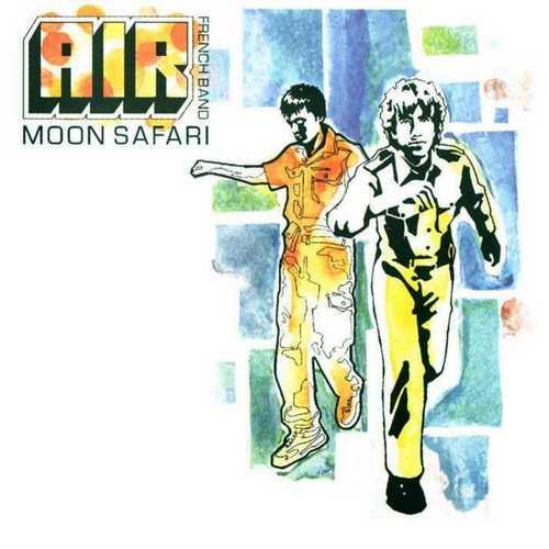 CD Shop - AIR MOON SAFARI (PHOSPHORESCENT VINYL ALBUM)