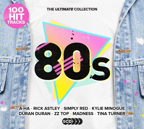 CD Shop - VARIOUS ARTISTS ULTIMATE 80S
