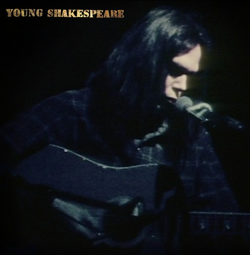 CD Shop - YOUNG, NEIL YOUNG SHAKESPEARE