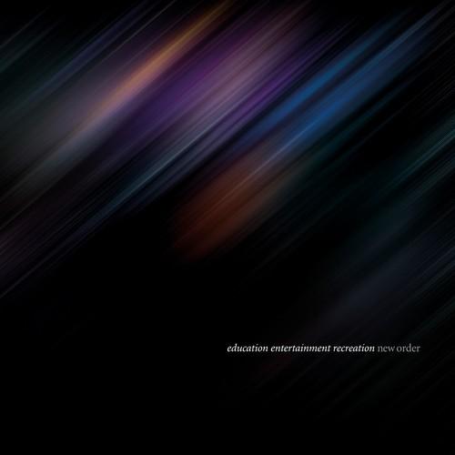 CD Shop - NEW ORDER EDUCATION, ENTERTAINMENT, RECREATION (2CD+1BR)