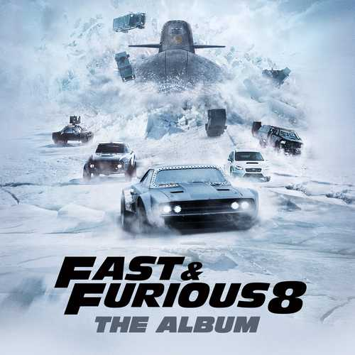 CD Shop - VARIOUS ARTISTS FAST & FURIOUS VOL. 8: THE ALBUM