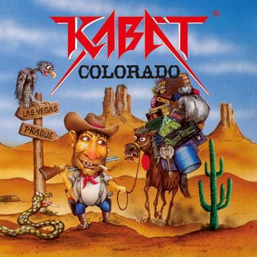 CD Shop - KABAT COLORADO