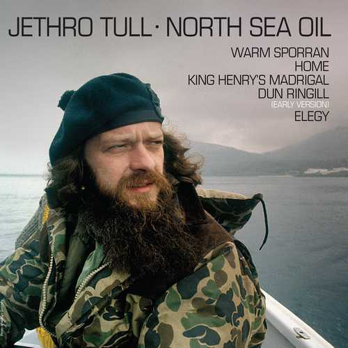 CD Shop - JETHRO TULL RSD - NORTH SEA OIL