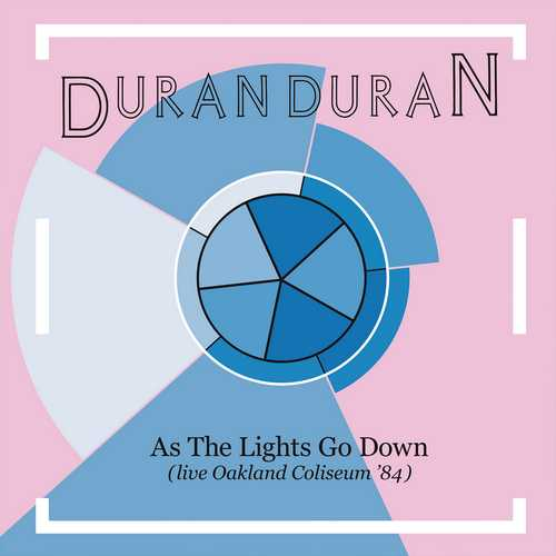 CD Shop - DURAN DURAN RSD - AS THE LIGHTS GO DOWN