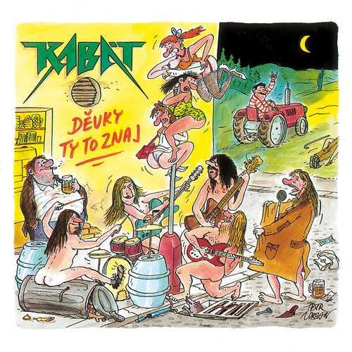 CD Shop - KABAT DEVKY TY TO ZNAJ