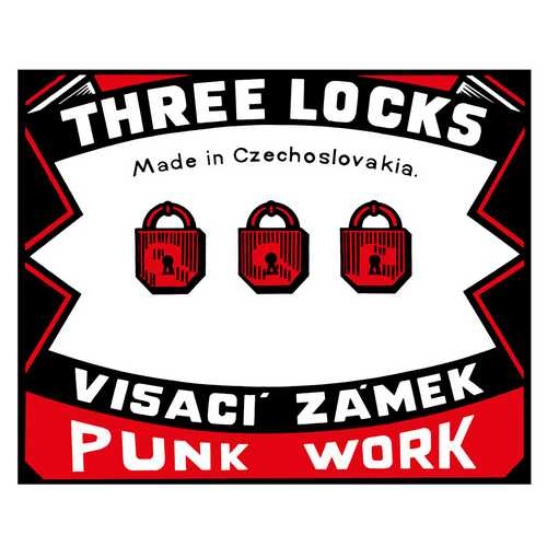 CD Shop - VISACI ZAMEK THREE LOCKS