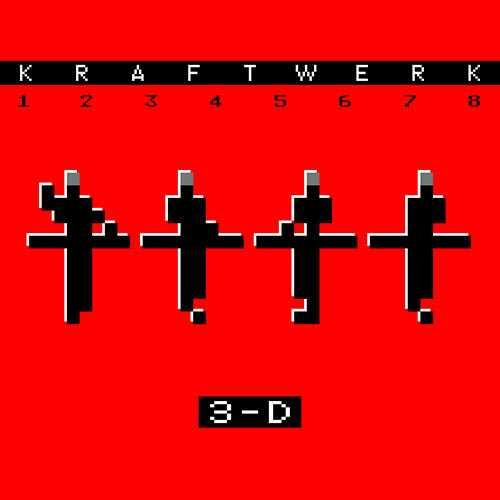 CD Shop - KRAFTWERK 12345678 3-D