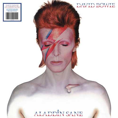 CD Shop - BOWIE, DAVID ALADDIN SANE