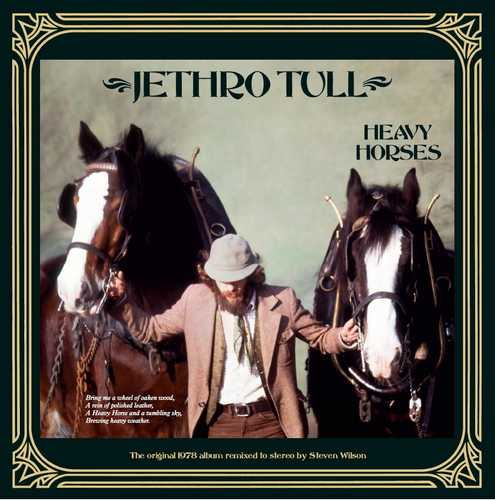CD Shop - JETHRO TULL HEAVY HORSES
