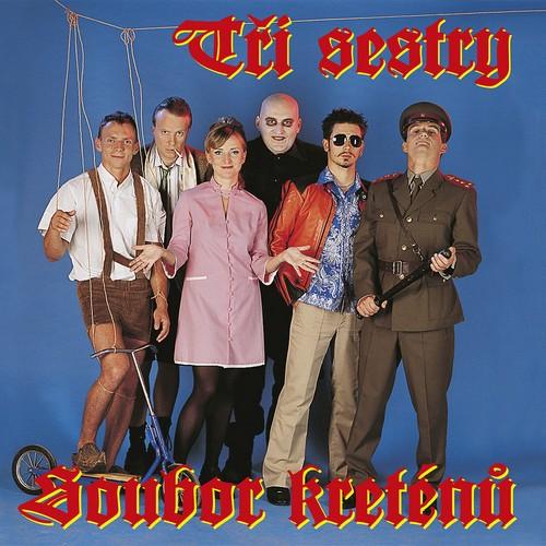 CD Shop - TRI SESTRY SOUBOR KRETENU